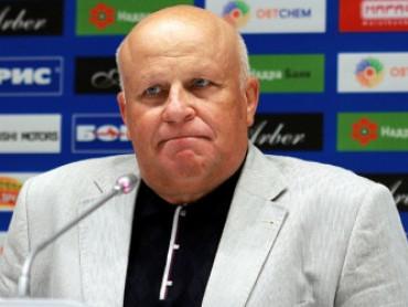 Голова ФФВ Віталій Кварцяний