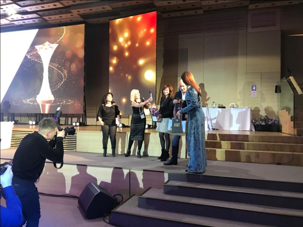 Вручення нагород компанії «ТЕРЕМНО»