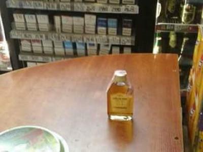 Нычна торгывля алкоголем заборонена!