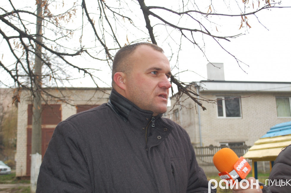 Голова фракції БПП «Солідарність» Луцької міської ради