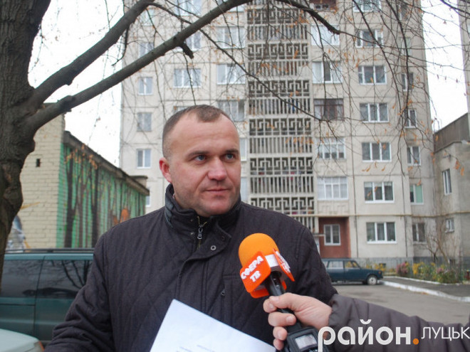 Петро Нестерук відзвітувався за рік роботи