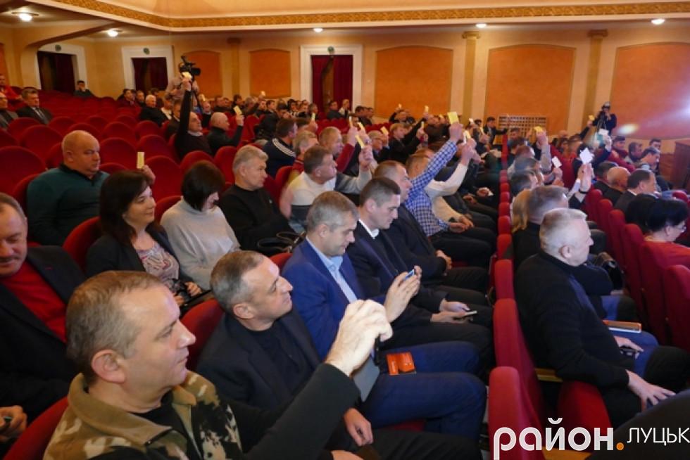 Делегати конференції обрали головою ФФВ Віталія Кварцяного