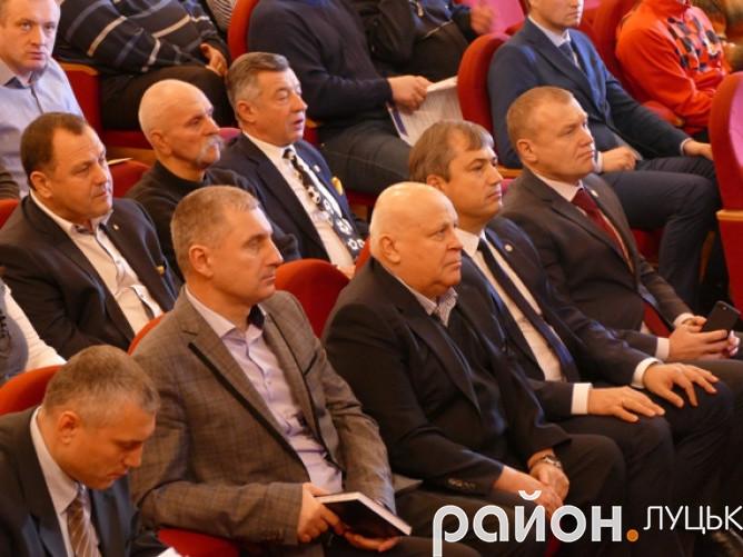 Віталій Кварцяний вдруге став головою Федерації футболу Волині