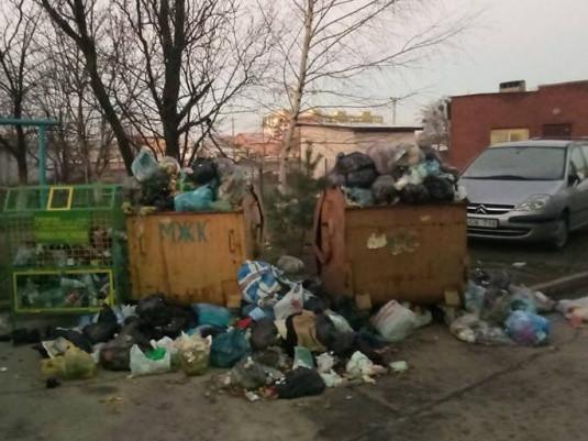 Флешмоб у Луцьку