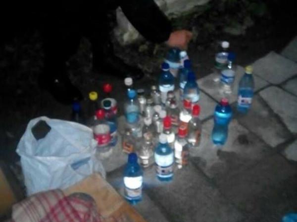 «Здобич» - 17 пляшок