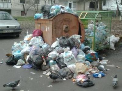 Луцьк може просто потонути у смітті