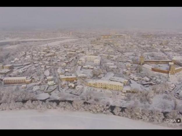 Стільки снігу!