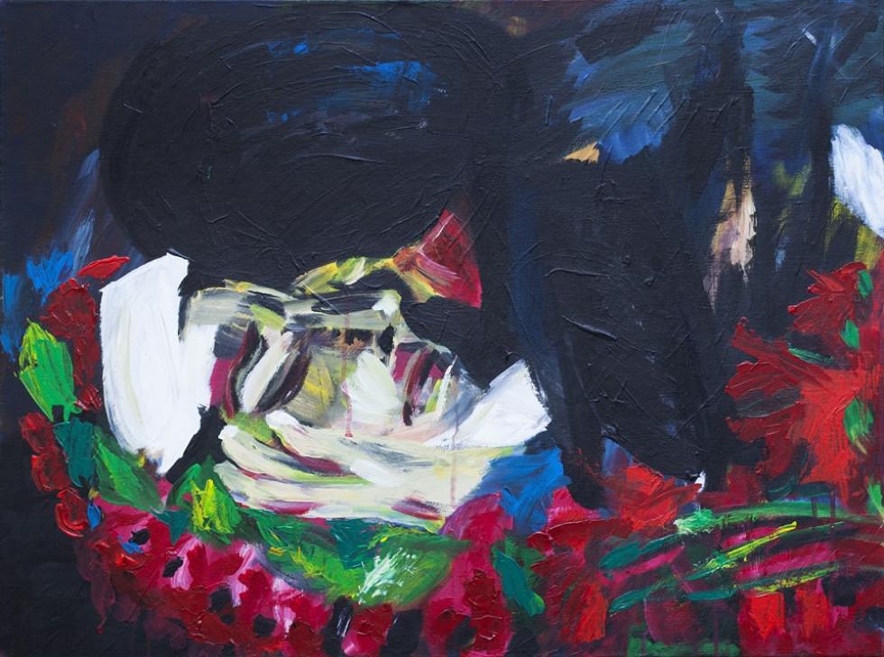 Триптих Юлії Марушко, фото Беррі Берендт