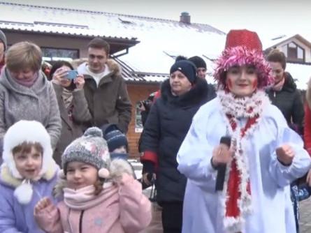 День святого Миколая у Луцькому зоопарку