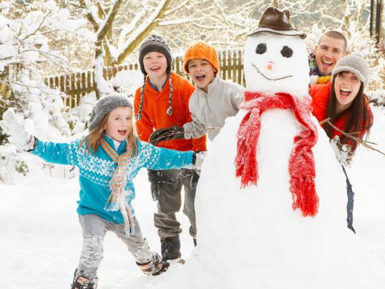 Проведіть зимові дні з радістю та користю