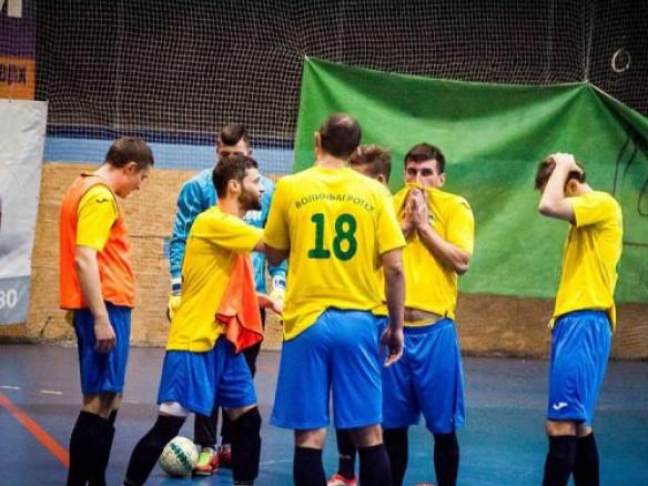 Гравці «Волиньагротеха» у центральному матчі туру спробують обіграти титуловану «Надію»