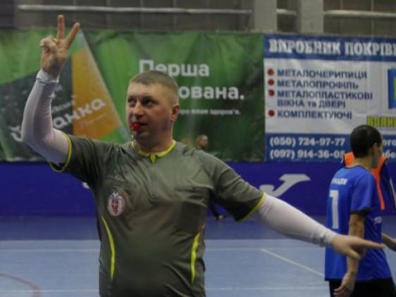У матчі «Динамо» - «Хорів» фінальний свисток судді зафіксував сенсаційну перемогу луцького колективу