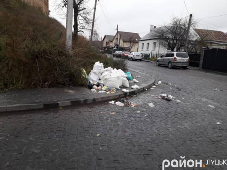 Мішки сміття