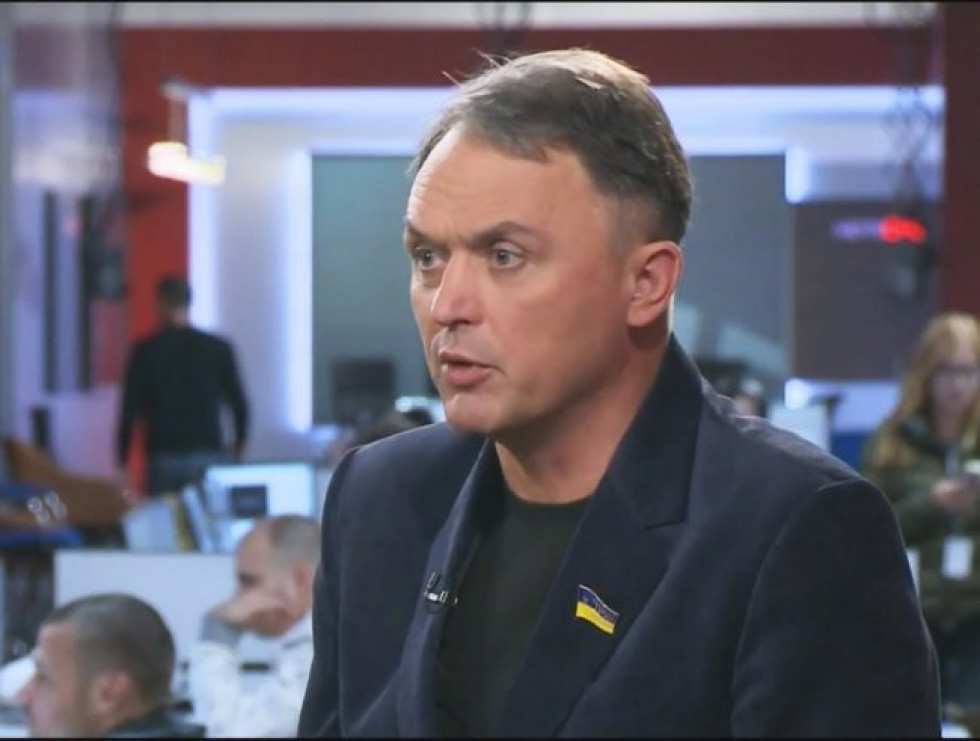 Ігор Лапін підбив підсумки трьох років роботи у парламенті