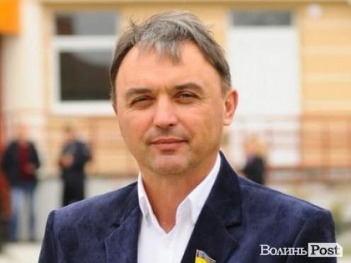 Народний депутат Ігор Лапін