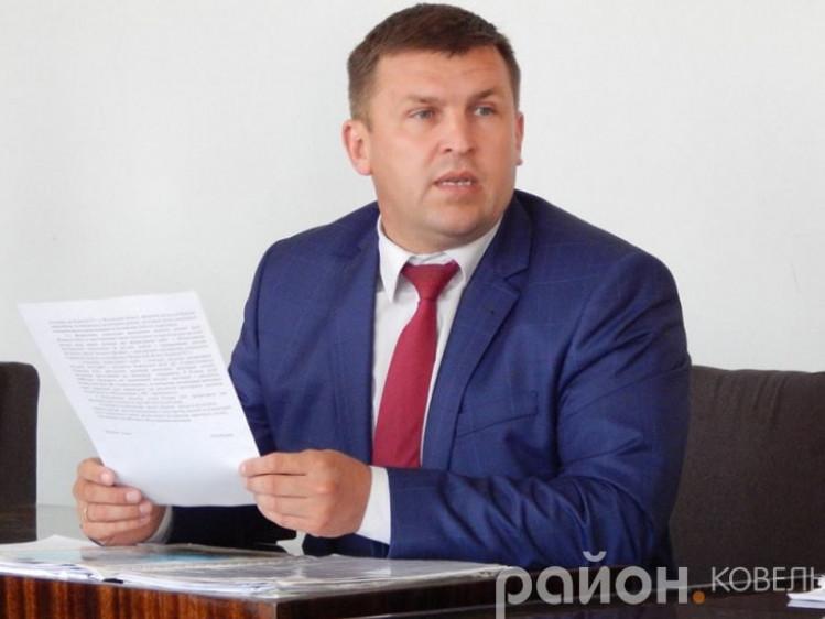 Заступник голови облдержадміністрації Сергій Кошарук