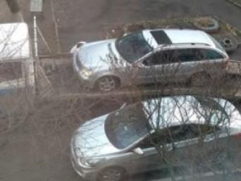 Покарані за паркування