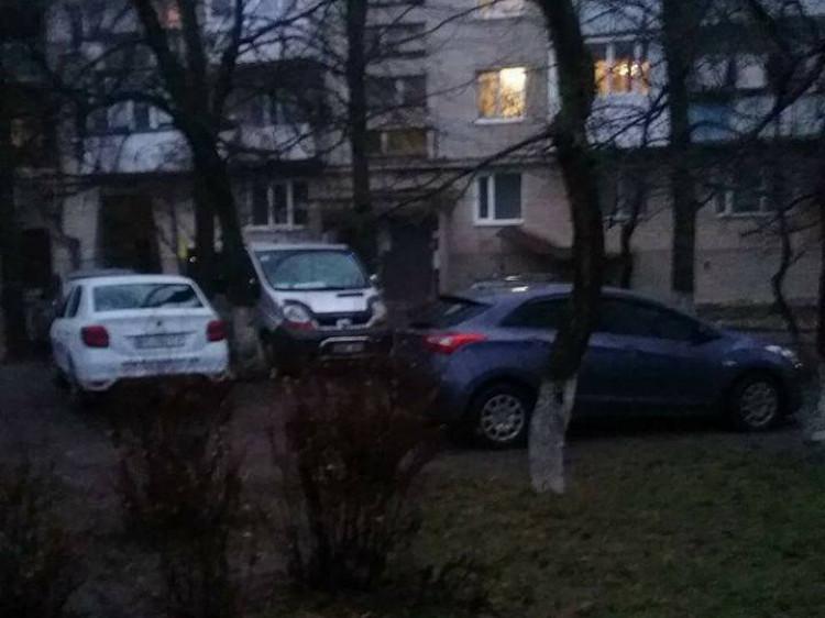 «Герої паркування» на Соборності