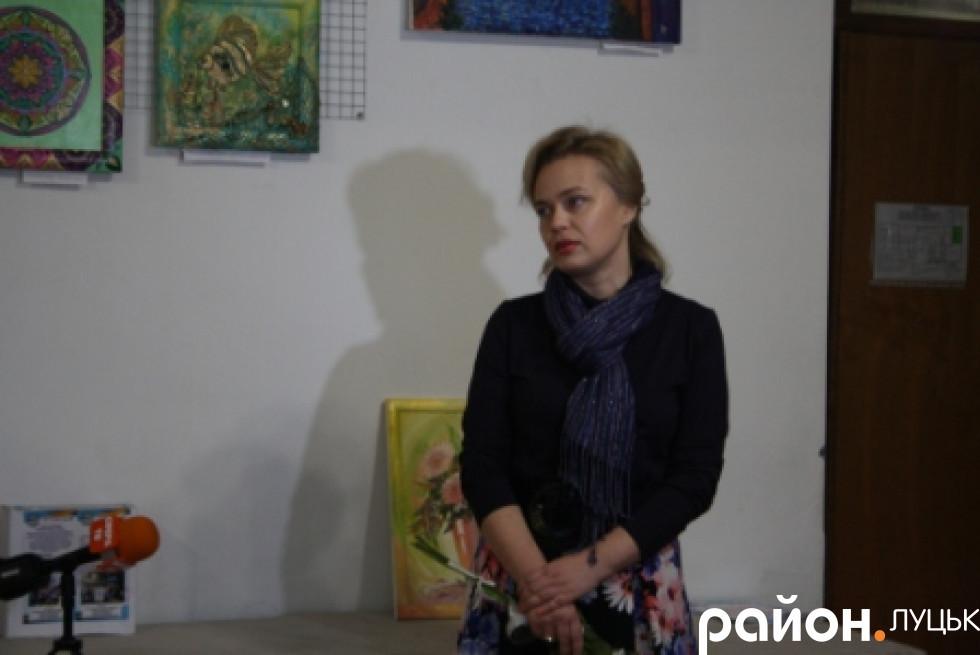 Ініціаторкою такого об'єднання у Луцьку стала Ірина Голощапова.