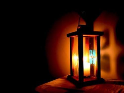 Вифлиємський вогонь, фото ілюстративне