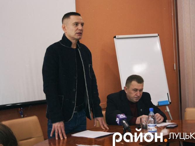 Дмитро Глазунов презентує програму «Ніхто не забутий