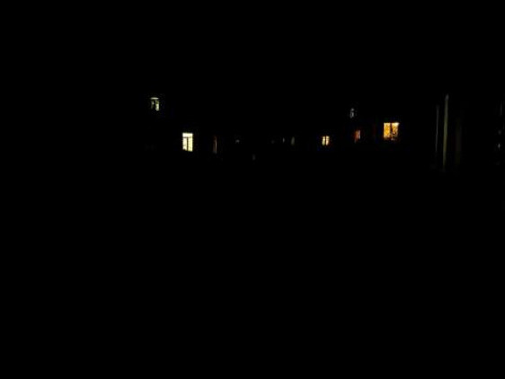 У Луцьку темно