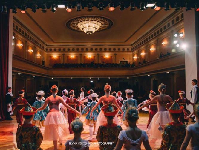 Балетна вистава «Лускунчик»