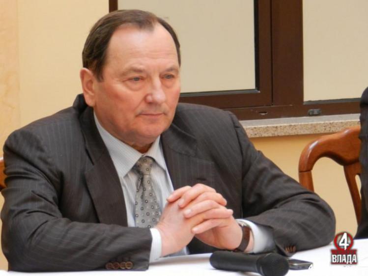 В.о. головного лікаря обллікарні Іван Сидор