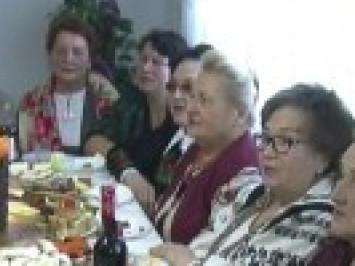 Переселенці святкують Різдво в Луцьку