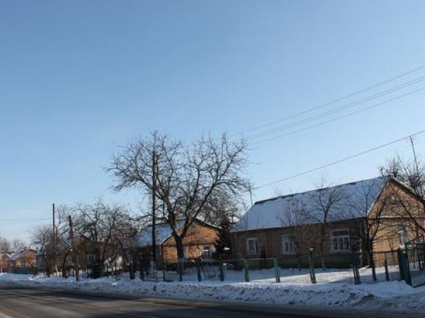 Вулиця тодішнього села Гнідава