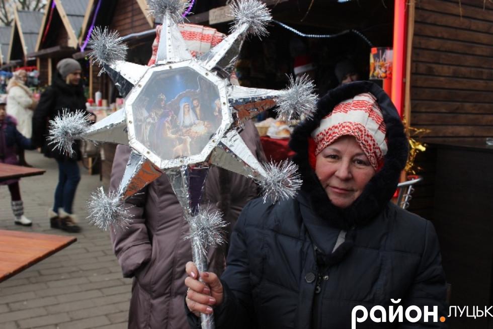 Колективи виступали з різдвяними атрибутами