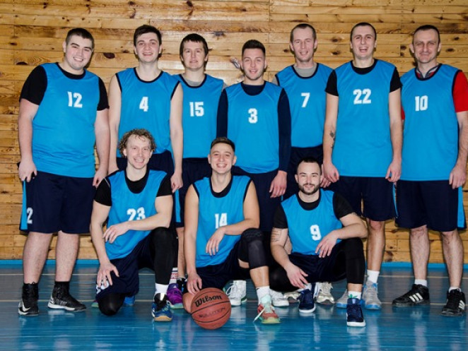«Володимирівка» - одна з команд-лідерів АБЛ після третього туру чемпіонату