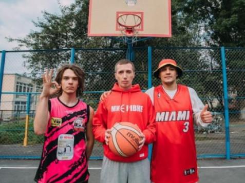 Рівненські баскетболісти