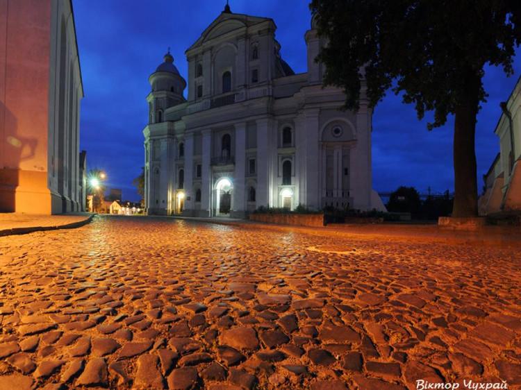 Кафедральний костел святих Петра і Павла