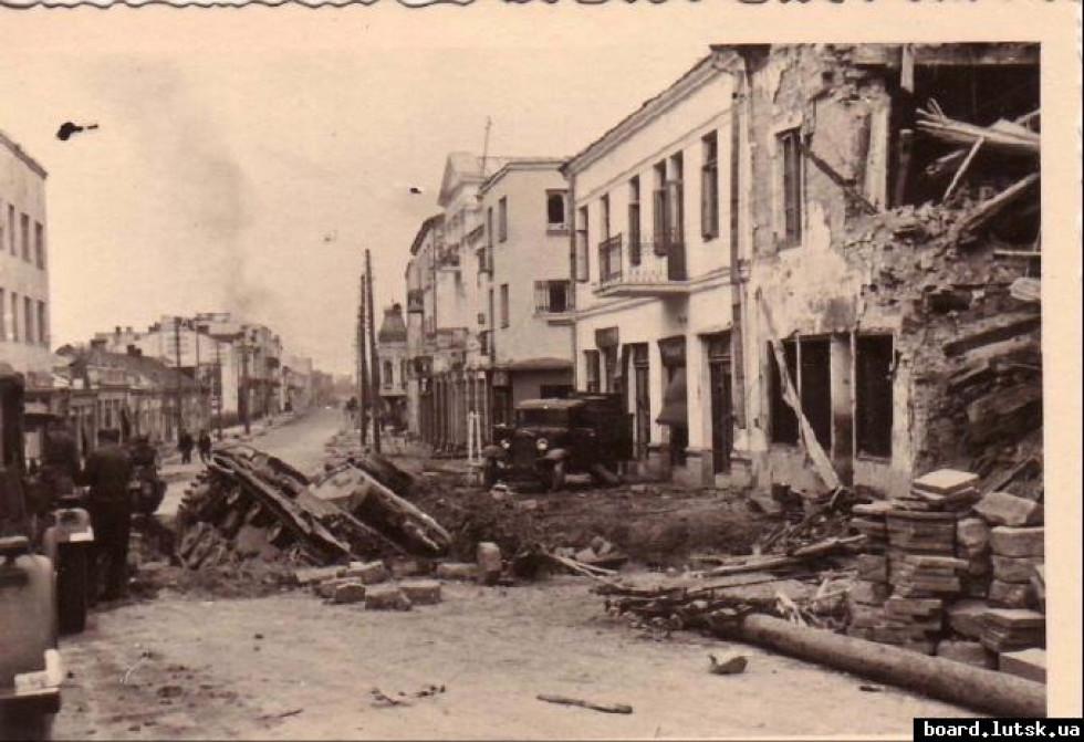 Руїни на вулиці Ягелонській