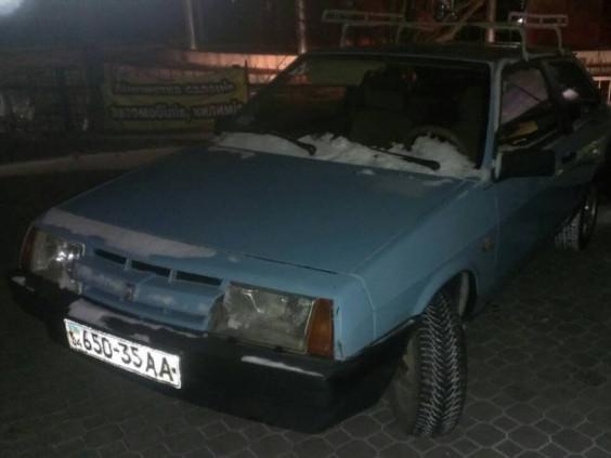 Авто порушника