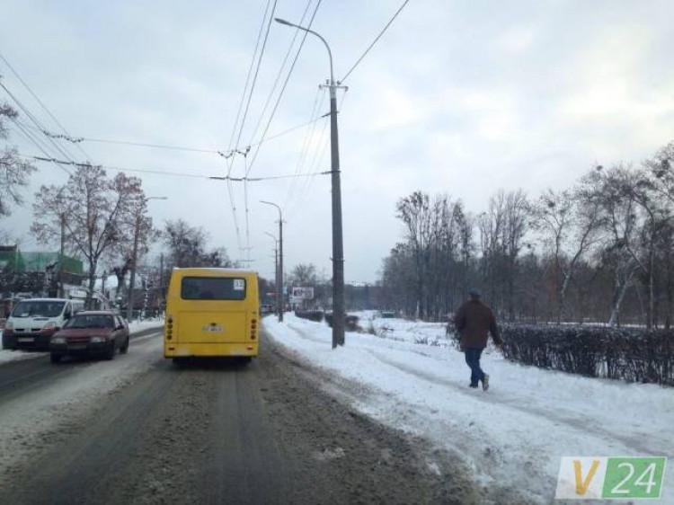 Вулиця Глушець у Луцьку
