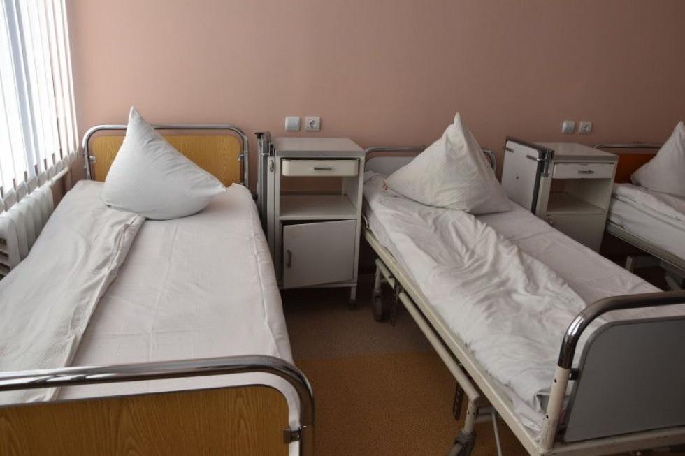 Відремонтували палати в міській клінічній лікарні