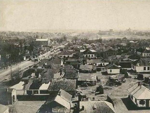 Тодішнє село Теремно