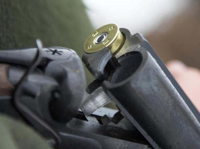 Лучанин стріляв з мисливської зброї