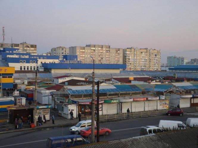 Варшавський ринок
