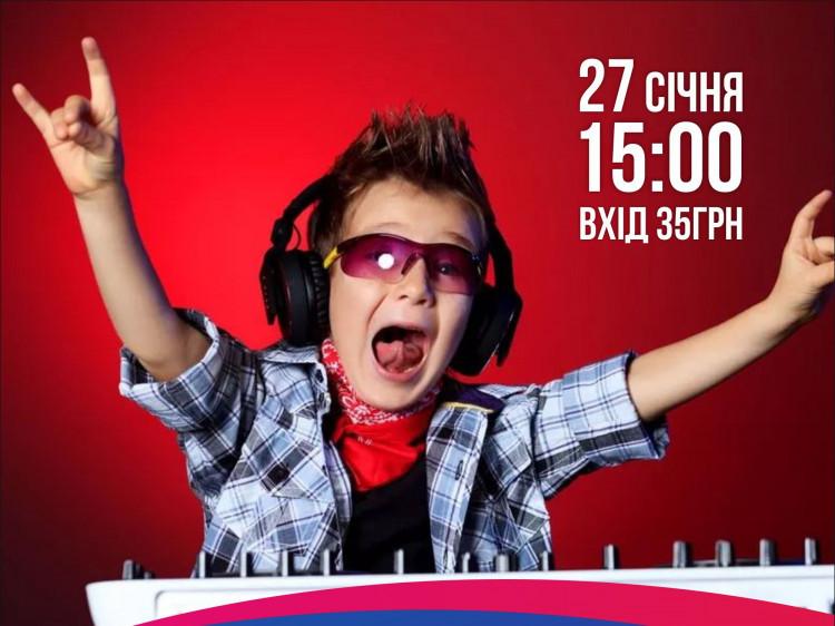 Диско-шоу програма «Дзірдзьо паті»