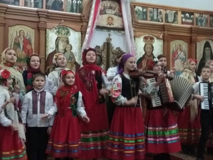 Фольклорний колектив «Пацьорки»