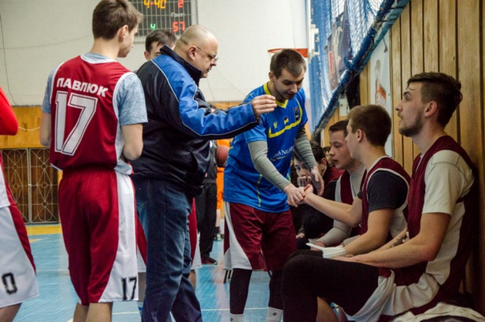 Баскетболістам «ЛНТУ» так і не вдалося розколоти «міцних горішків» з «Шахтаря»