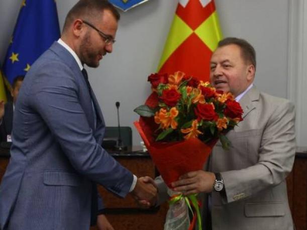 Ігор Поліщук і Григорій Пустовіт