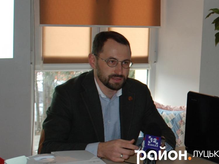 Експерт ЦРУ Сергій Григоренко