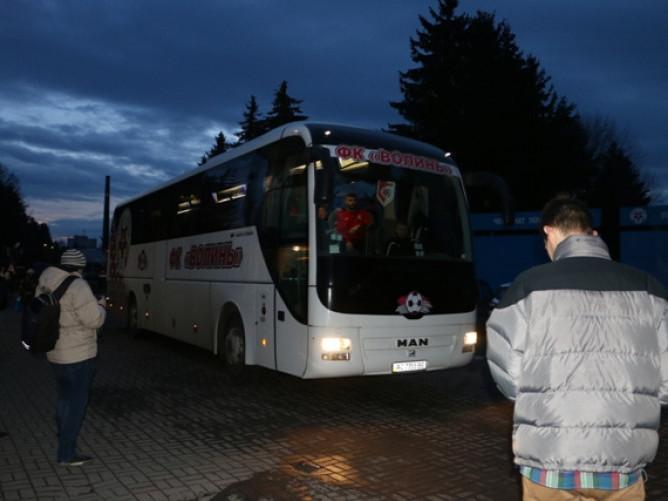 Автобусом «Волинь» відправилась до Києва, звідки вилетить до Туреччини