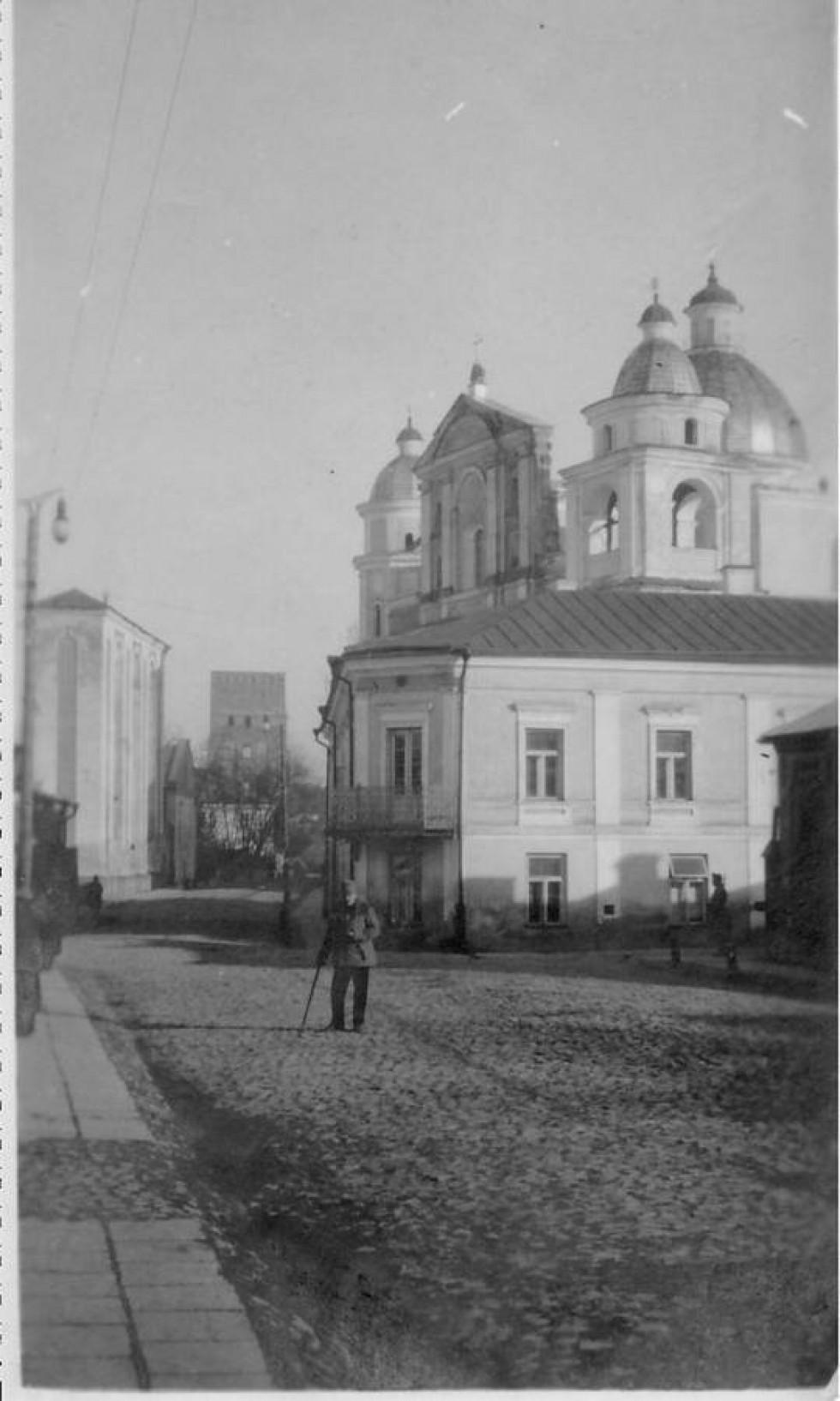Вулиця Драгоманова у ХХ столітті