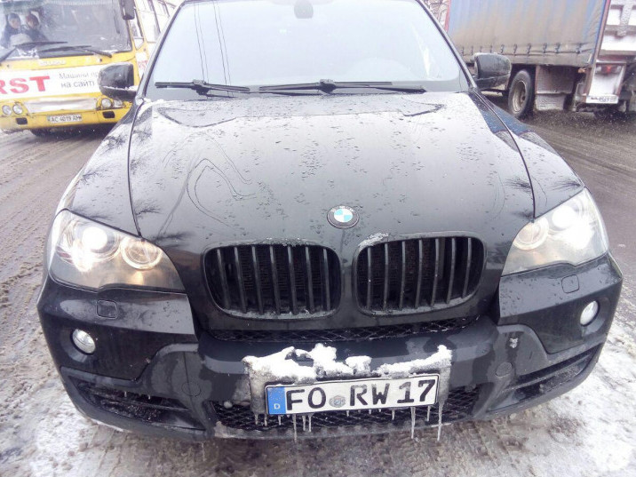 Ковельська: «Нива» зіткнулася з BMW