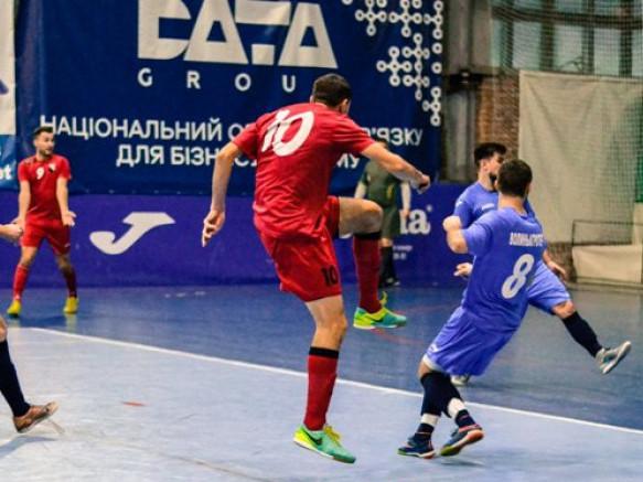Один з ударів ковельчанина Віталія Романчука був переломним у грі проти «Волиньагротеха»